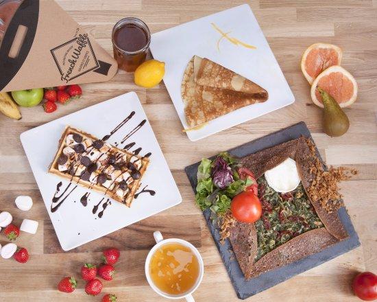 French waffle paris restaurant avis num ro de t l phone photos tripadvisor - Numero de telephone printemps haussmann ...