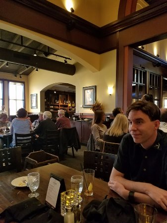 Burnsville, MN: View of the dining room