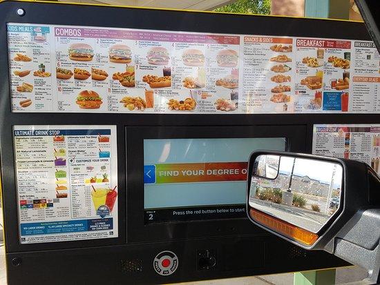 Fast Food Page Arizona