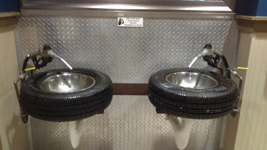 Bathroom Urinal Picture Of Ford S Garage Brandon