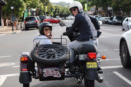 Sydney Sidecar