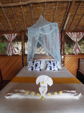 Gizo, جزر سليمان: honey moon bungalow