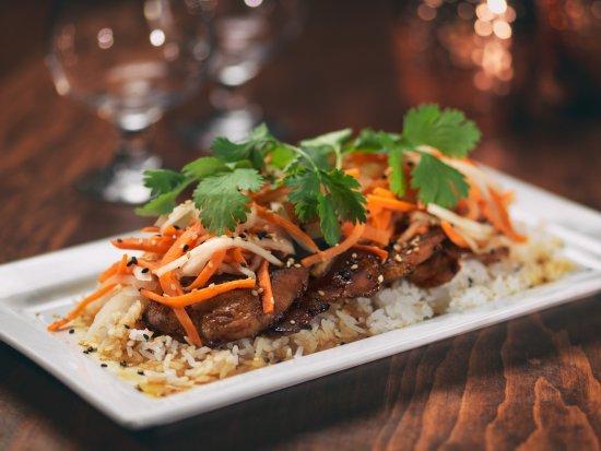 Mount Vernon, OH: Asian BBQ