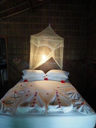 Gizo, Islas Salomón: Family bungalow