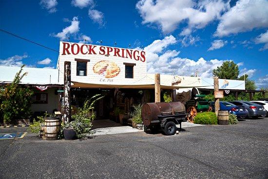 Rock Springs Cafe Az Menu