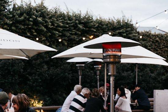 Hawthorn, Avustralya: Beer Garden