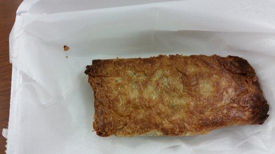 West Hartford, CT: Spinach Pie