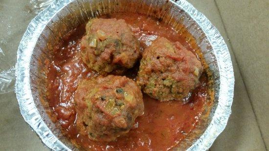 West Hartford, CT: Side of 3 Meatballs