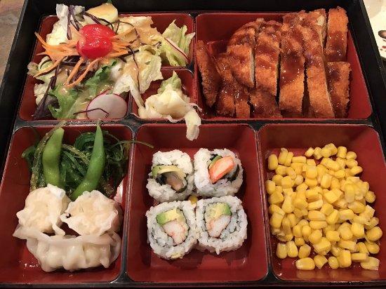Woodside, NY: Chicken Bento Box