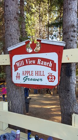 Camino, CA: Ranch #23 on the Apple Hill Map
