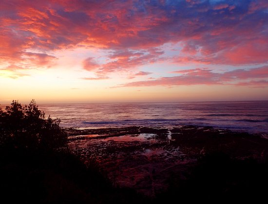 Berrara, Australien: Mother natures colour pallet
