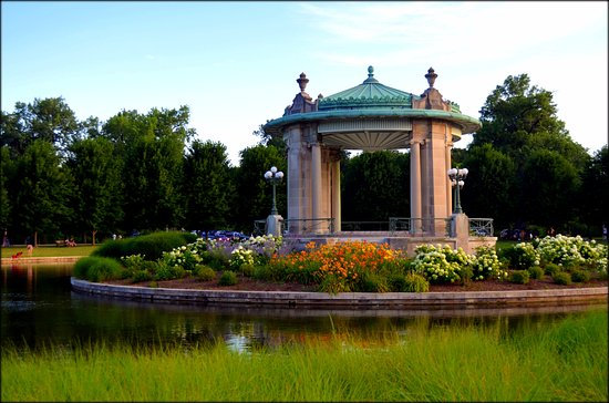 The Muny and Forest Park