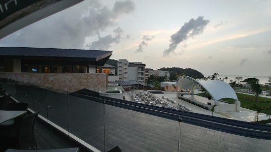 Cap Estate, St. Lucia: other view from lobby