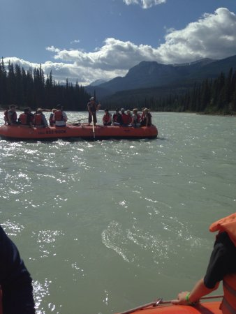 Jasper Raft Tours: photo1.jpg