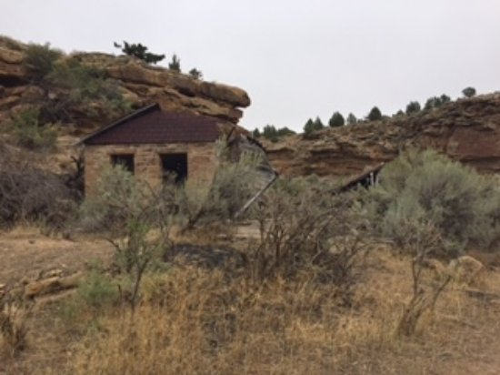 Thompson, UT: Ghost town?