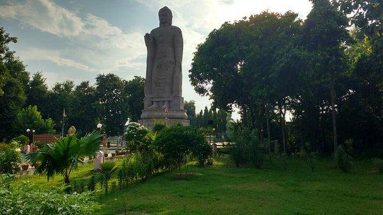 Statue of Standing Buddha