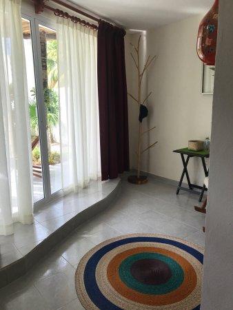 Hotel Puerto Holbox: Bonito y limpio, lastima de habitación que nos toco.