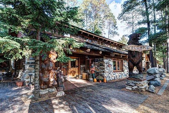 Boulder Junction, WI: Welcome Den exterior