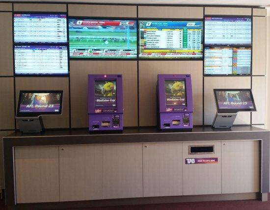 Belmont, Australië: TAB facilities