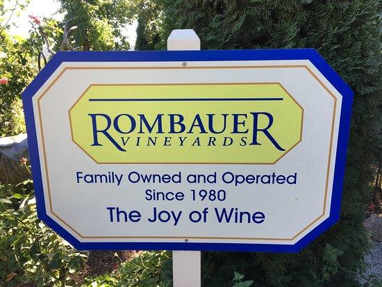 Rombauer Vineyards: photo1.jpg