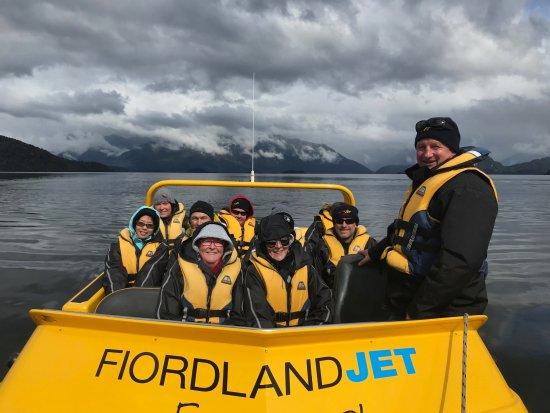 Fiordland Jet