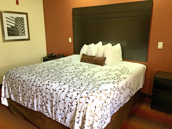 Clinton, MS: One King Bed Suite