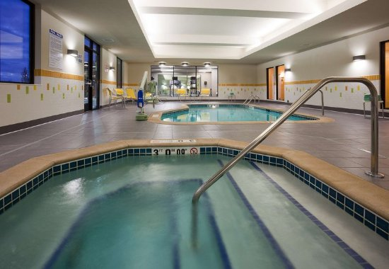 Vadnais Heights, มินนิโซตา: Indoor Spa & Pool