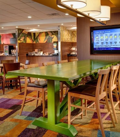 Vadnais Heights, มินนิโซตา: Breakfast Room