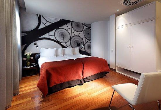 Eurostars BCN Design : 643381 Guest Room