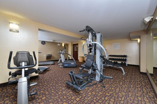 Mount Prospect, IL: Fitnesss Center