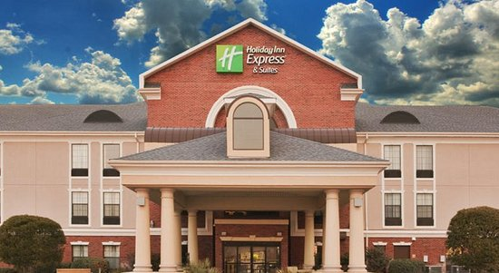 Holiday Inn Express Morehead City: Exterior Feature