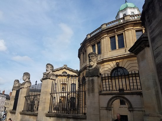 University Of Oxford: Oxford University, Also Another Harry Potter Film  Site. This University