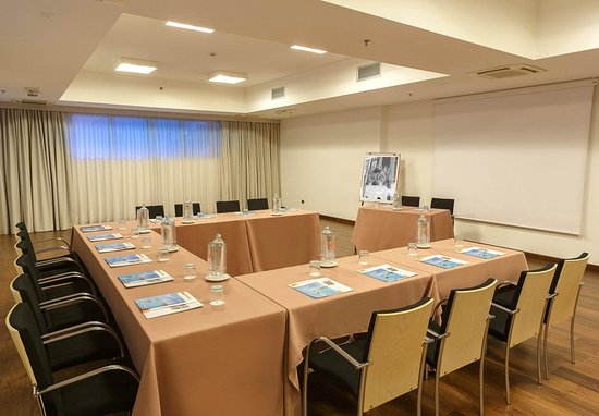 Courtyard Venice Airport : Marco Polo Meeting Room - U-Shape Setup