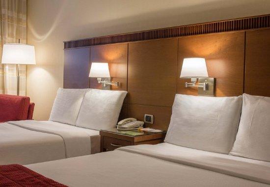 Tessera, Italy: Twin/Twin Guest Room