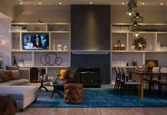 Rutherford, Nueva Jersey: Lobby Lounge