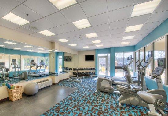 Fitness Center Fairfield Inn Suites Durham Southpoint