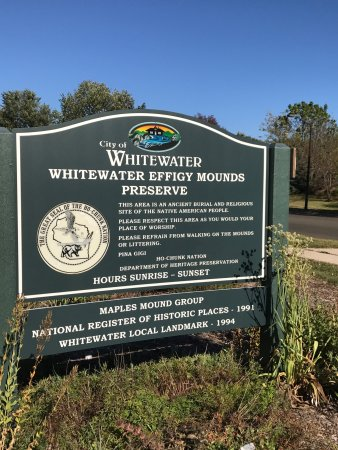 ‪‪Whitewater‬, ‪Wisconsin‬: Indian Mounds Park‬