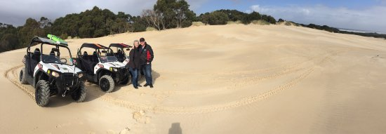 Strahan, Austrália: Great shot, thank you Ian!