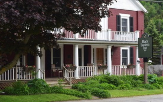 Montgomery, VT: The newly reopened Black Lantern Inn!
