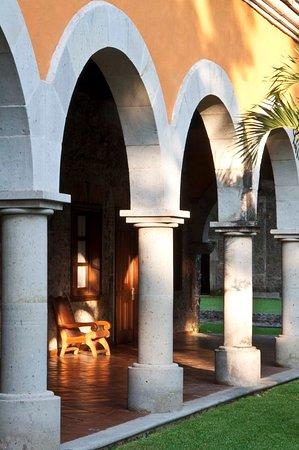 Xochitepec, Meksiko: Hotel interior