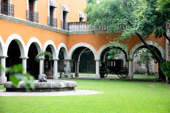 Xochitepec, Meksiko: Gardens