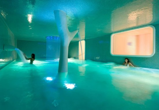 Boscolo Exedra Nice, Autograph Collection: Deep Nature Spa - Indoor Pool