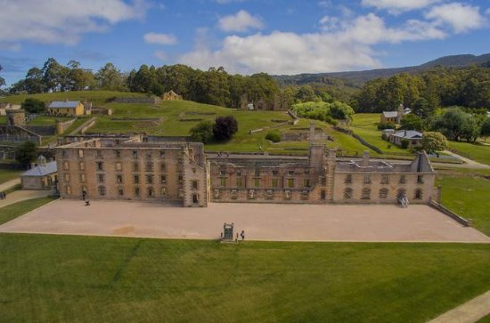 Port Arthur Historic Site - passe de...
