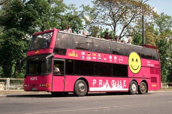 3-Day Prague Bus Smile Hop-On Hop-Off