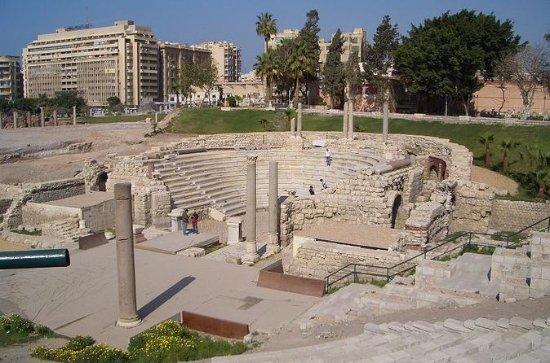 En dagstur besök Alexandria från Kairo