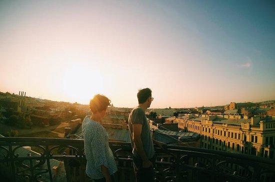 サンクトペテルブルクの屋上ツアー
