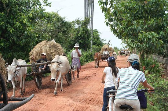 Siem Reap Countryside Join-in Tour