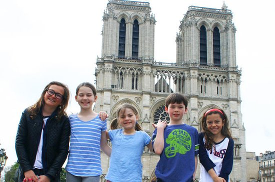 Paris Notre Dame Pantheon and Latin ...