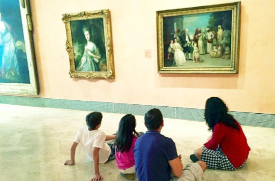Madrid Prado Museum Private Guided...