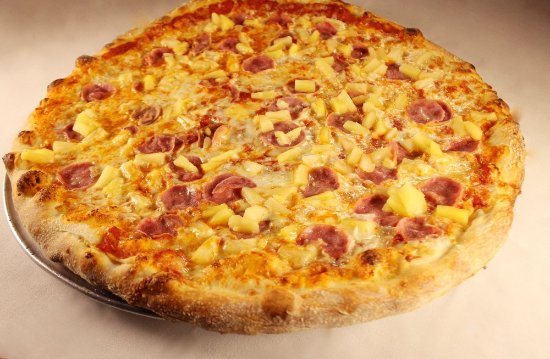 Euless, TX: Pineapple can go on pizza yes, if it's a Hawaiian